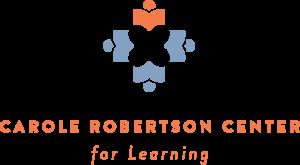 Carole Robertson Center for Learning Logo